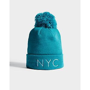 9f983ea9722dc ... New Era Pom New York City Beanie