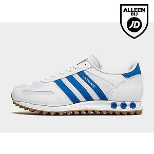 sports shoes 404c1 0af22 adidas Originals LA Trainer OG Heren ...