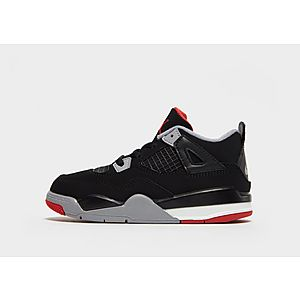 best website c968e 2686d Jordan Air Retro 4 Infant ...