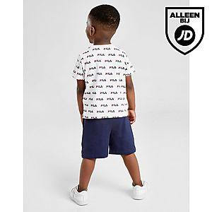 beb865ae3e08 ... Fila All Over Print T-Shirt Shorts Set Baby s