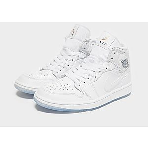 sports shoes 6302b f4cd2 ... Jordan Air 1 Mid Unité Totale Dames