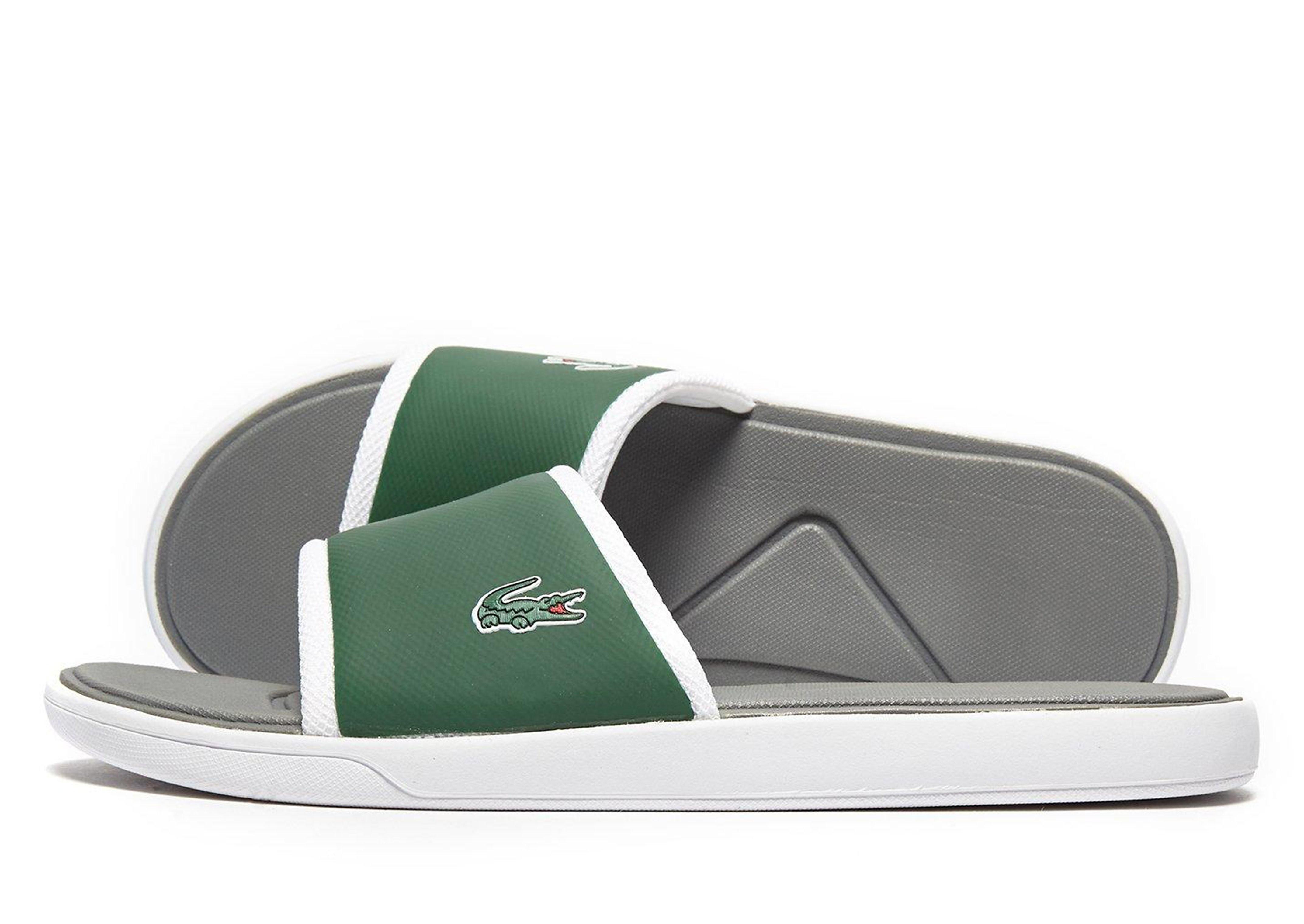 Lacoste L30 Slides Heren