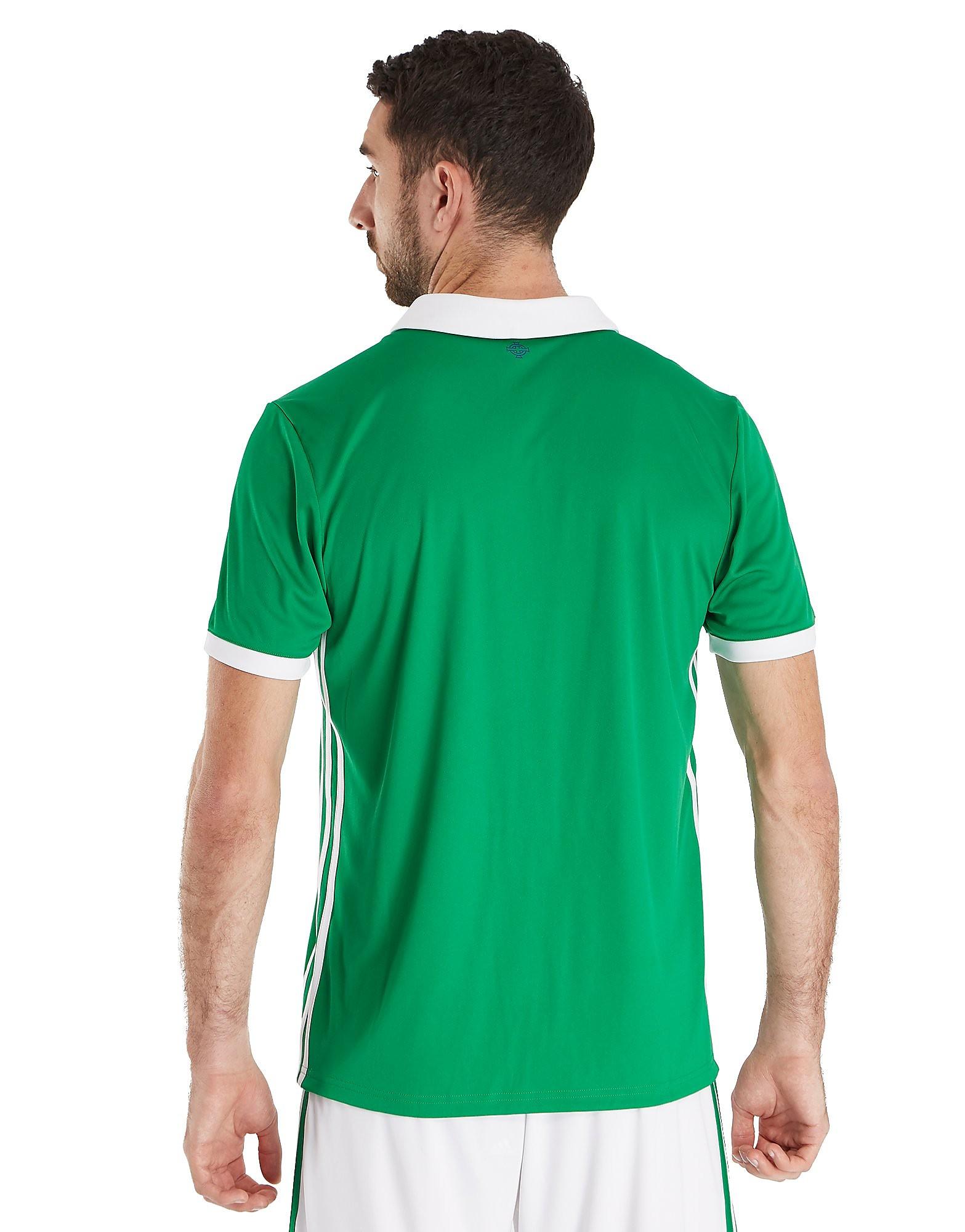 adidas Northern Ireland 2017/18 Home Shirt