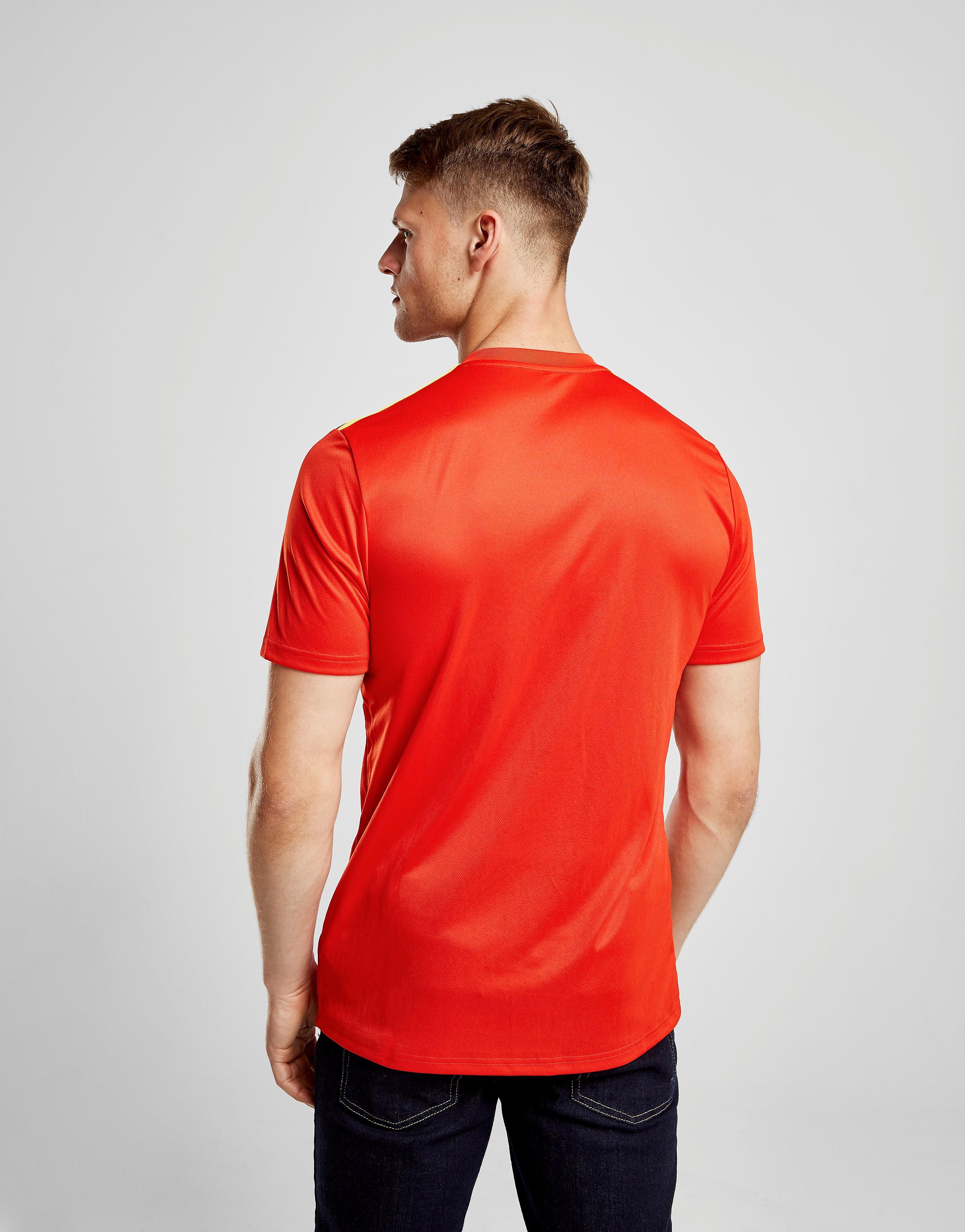 adidas Spain 2017/18 Home Shirt Heren PRE ORDER