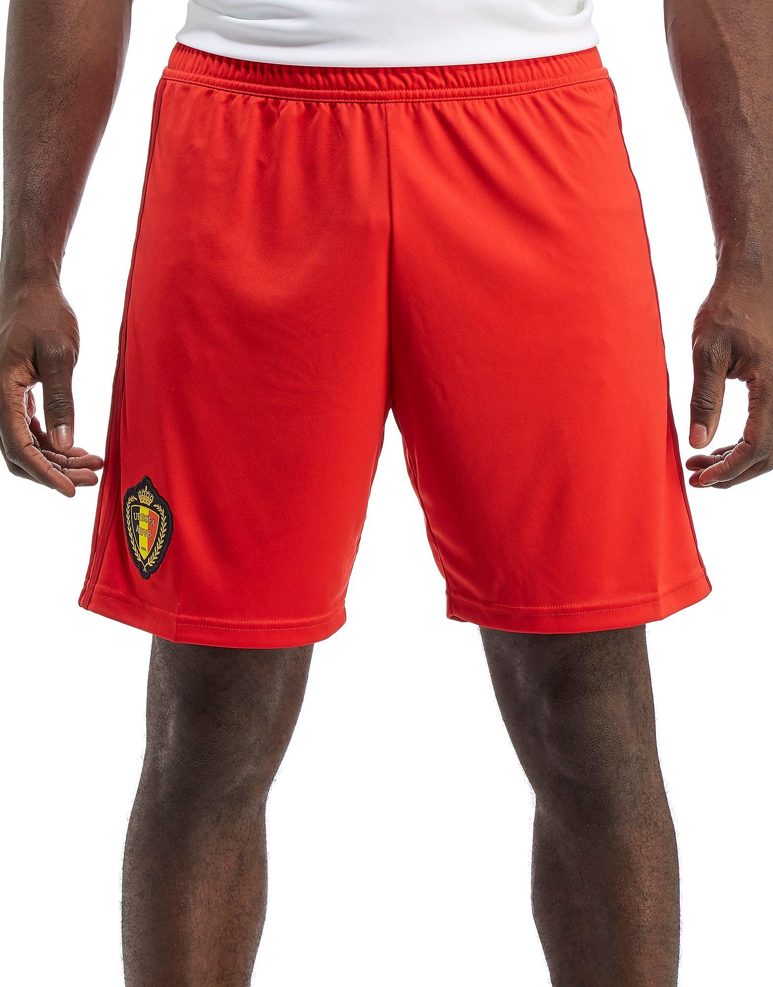 adidas Belgium 2018 Home Shorts