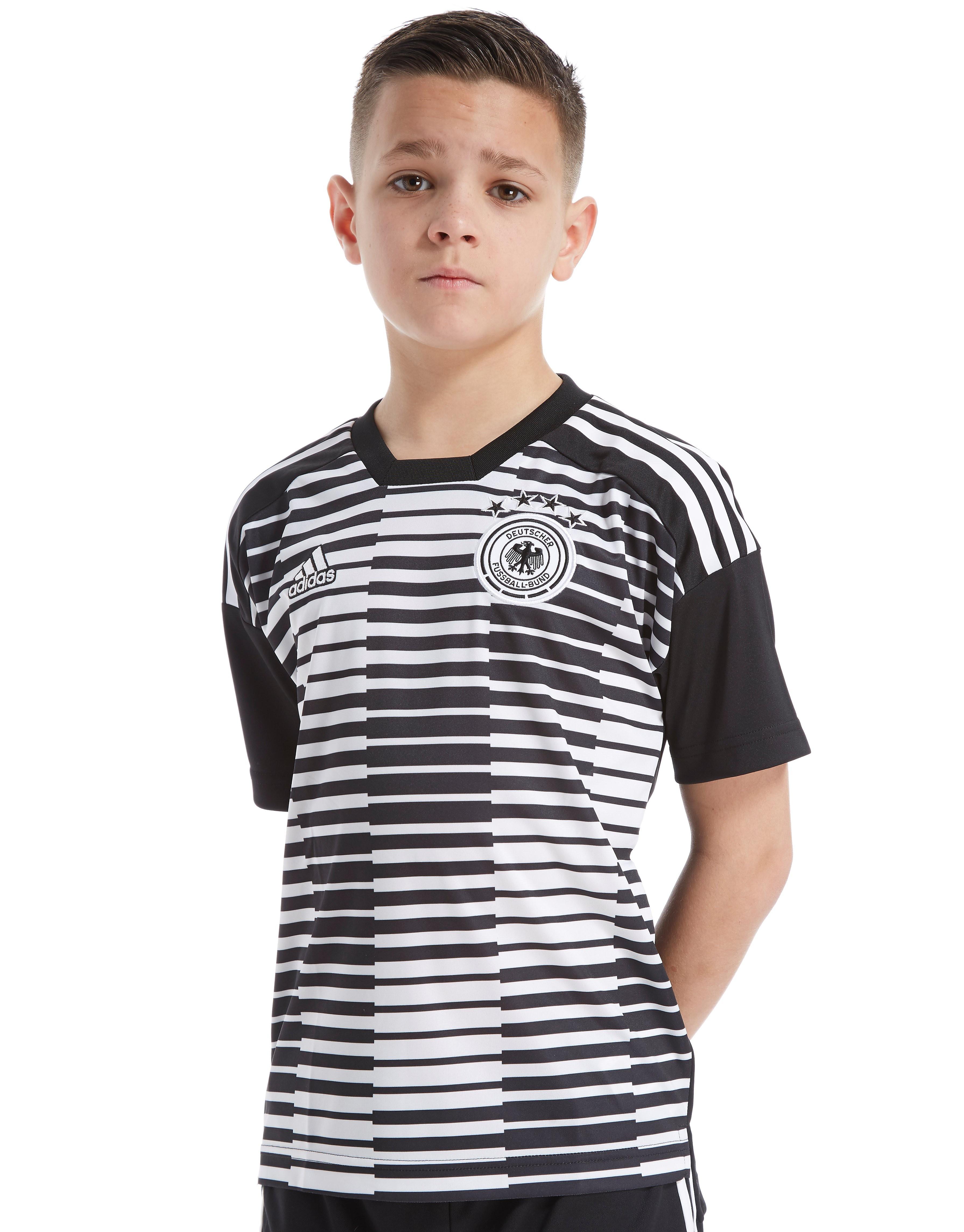 adidas Germany 2018 Pre-Match Top Junior