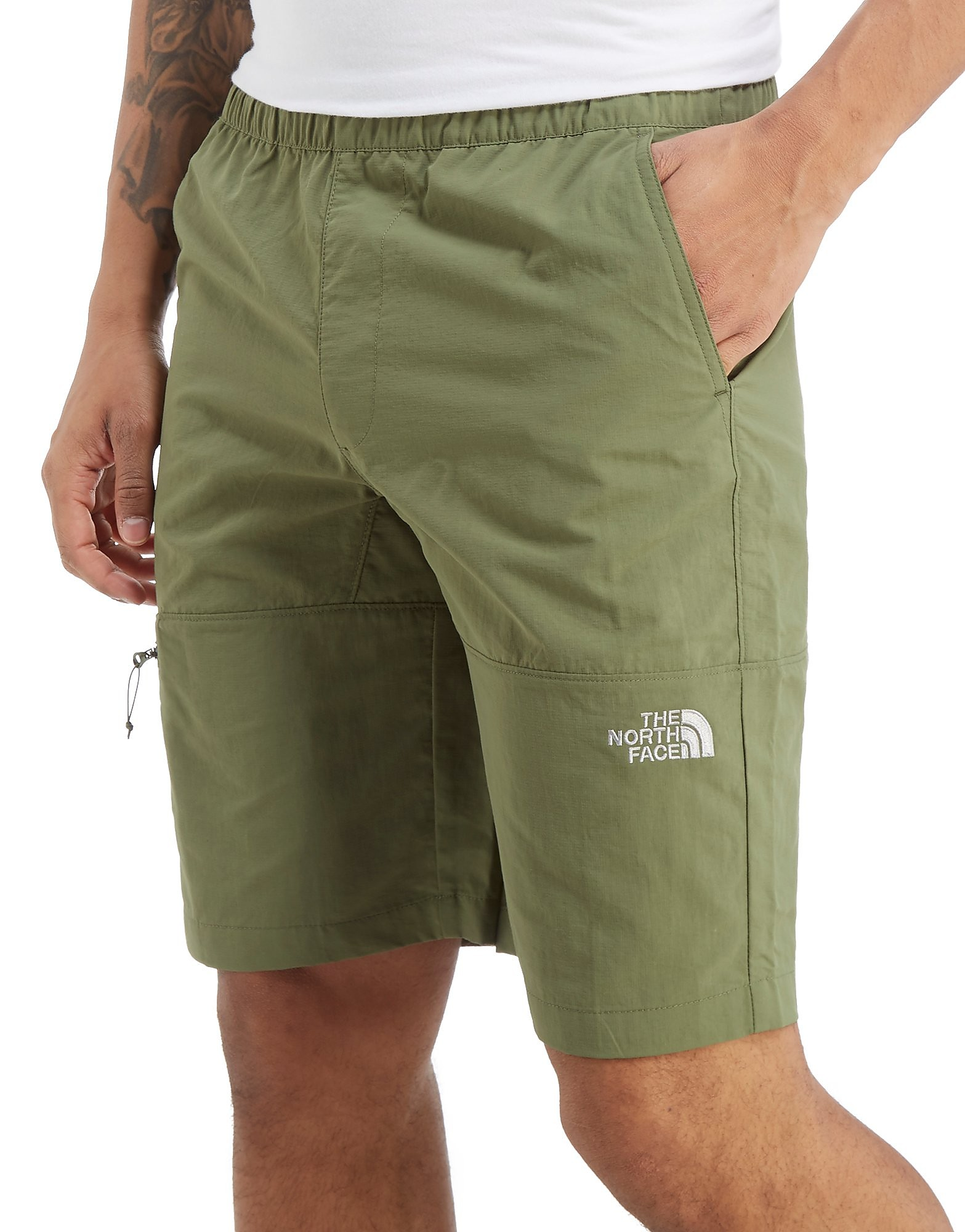 The North Face Z-Pocket Woven Shorts