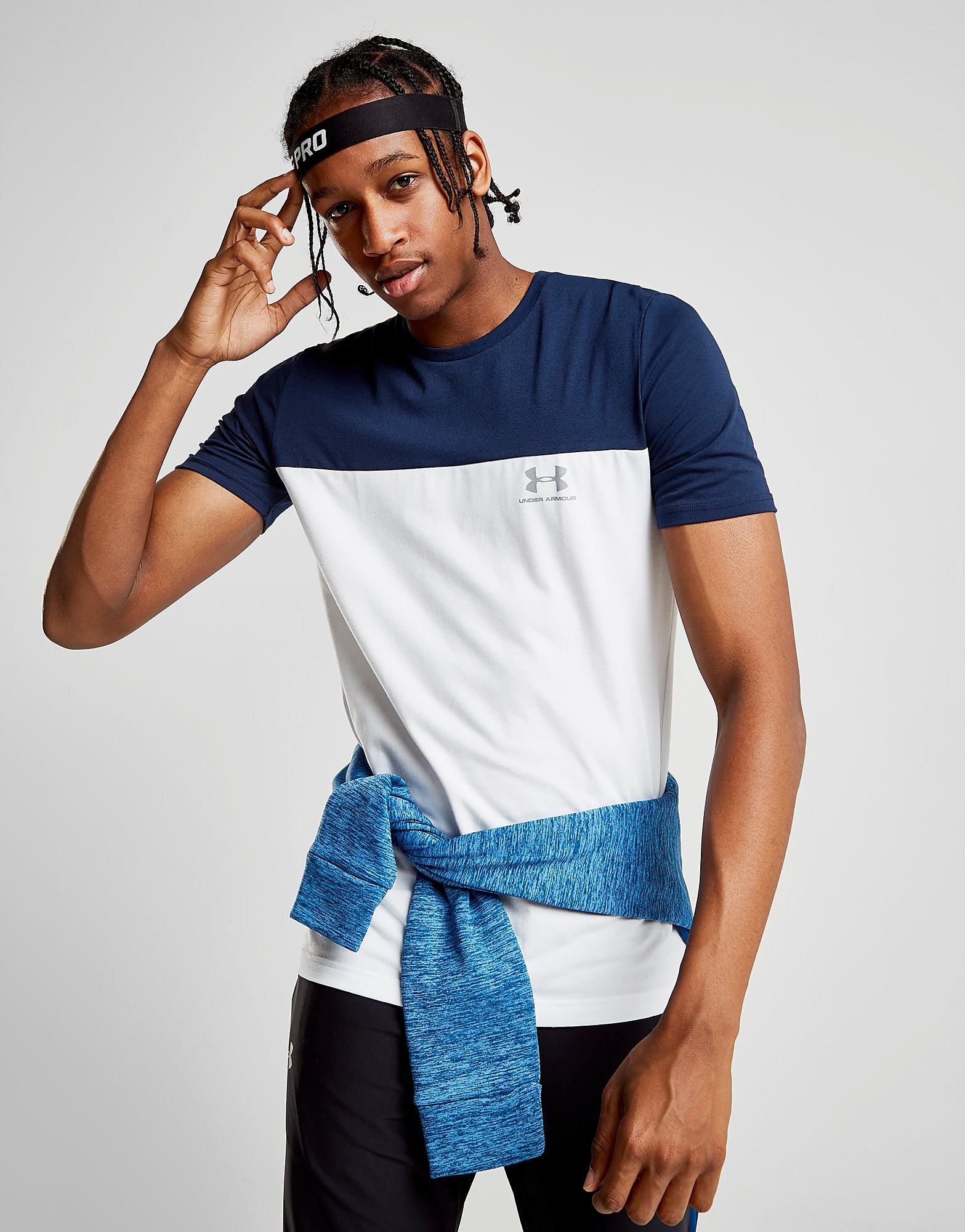 Under Armour Colour Block T-Shirt