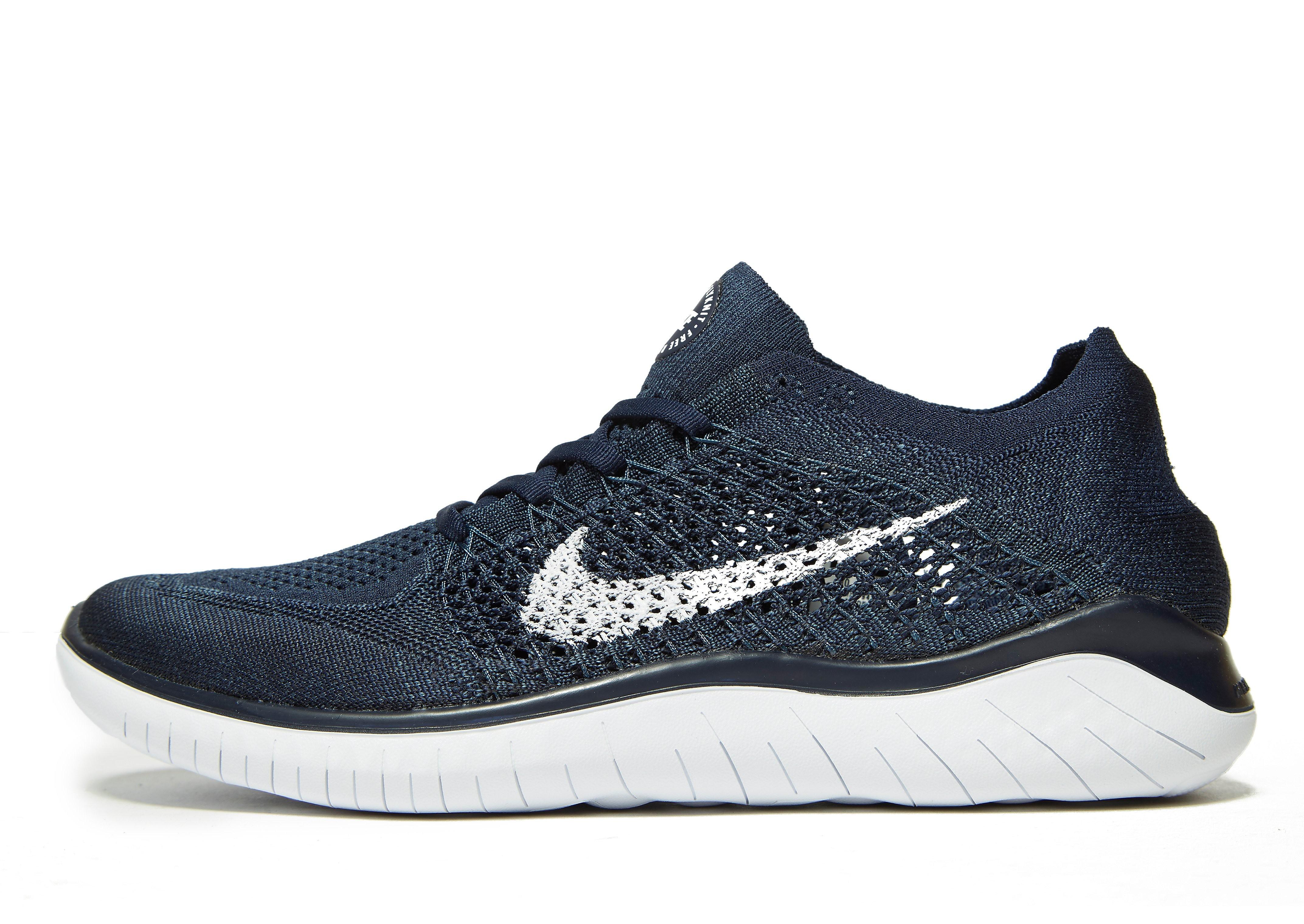 Nike Free Run Flyknit Herr