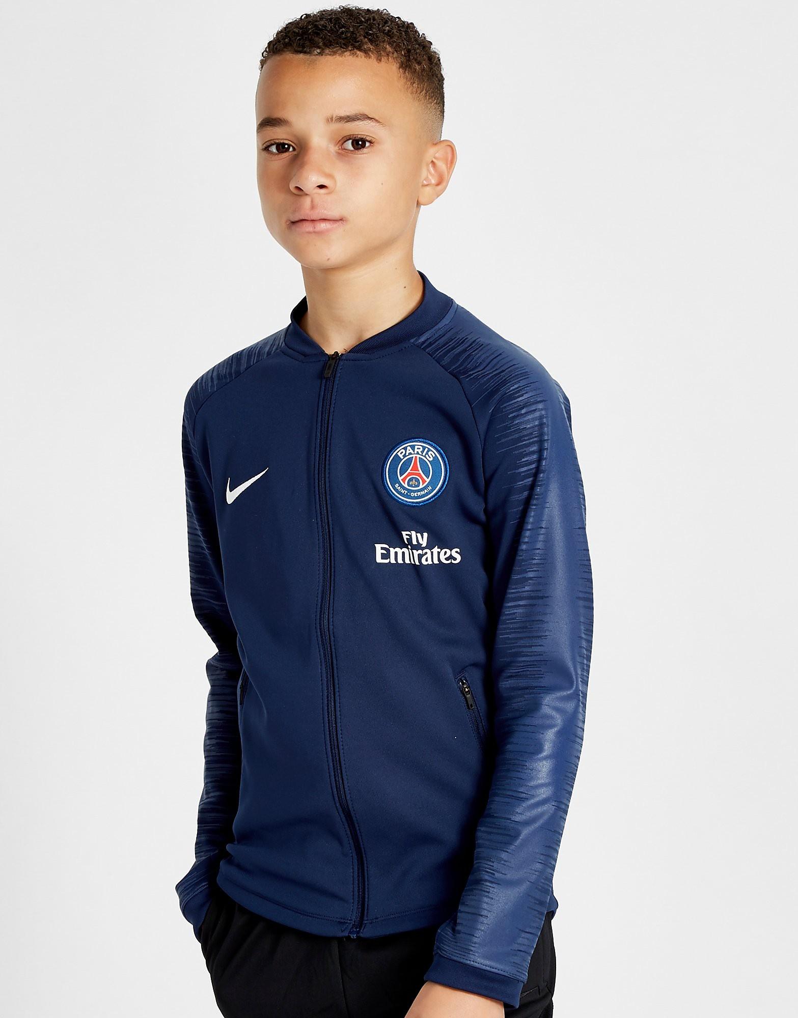 Nike Paris Saint Germain 2018/19 Anthem Fotbollsjacka Junior