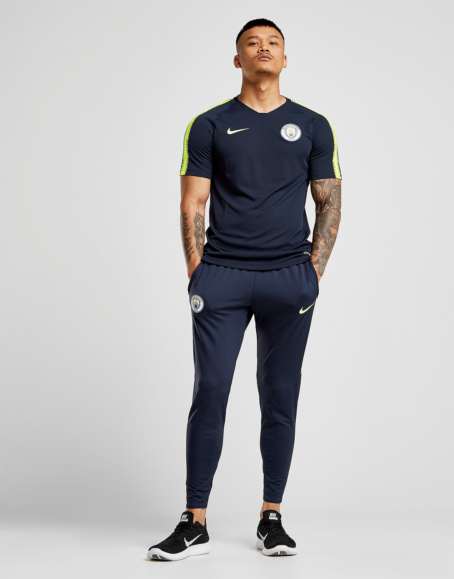 Nike Manchester City FC 2018/19 Squad Shirt