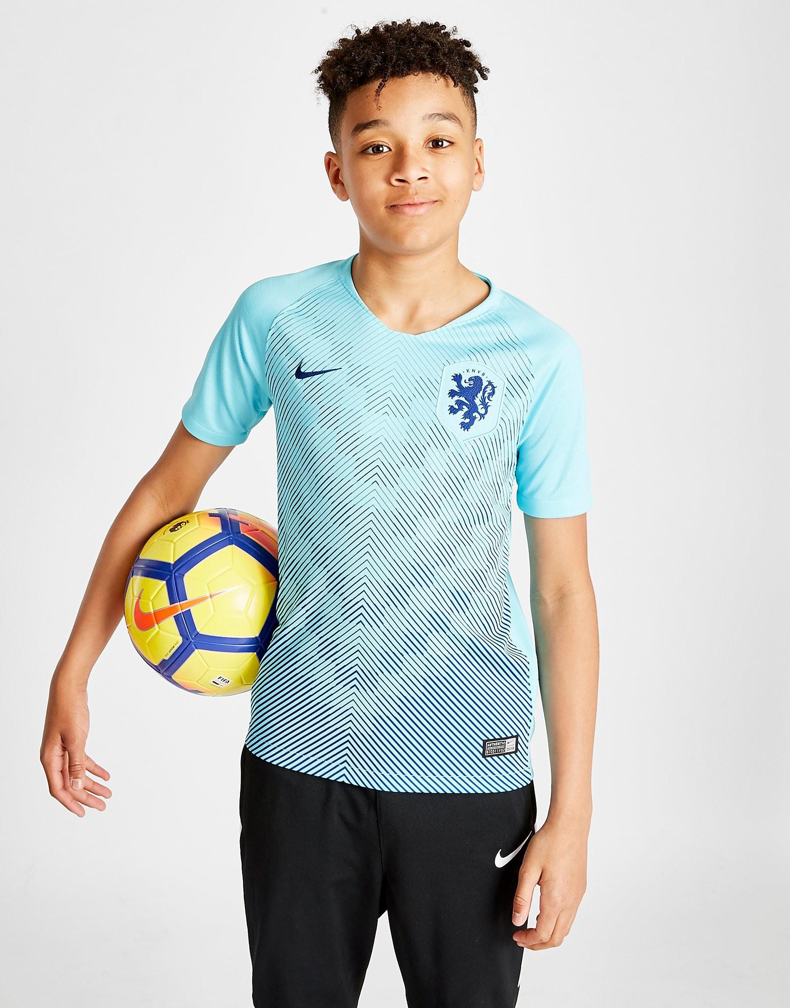 Nike Holland 2018 Bortatröja Junior