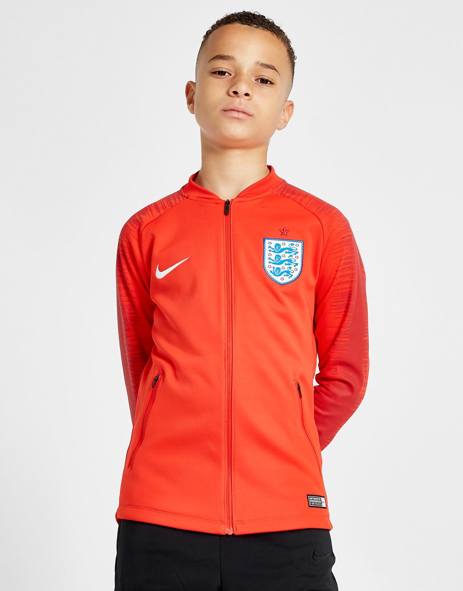 Nike England Anthem Fotbollsjacka Junior