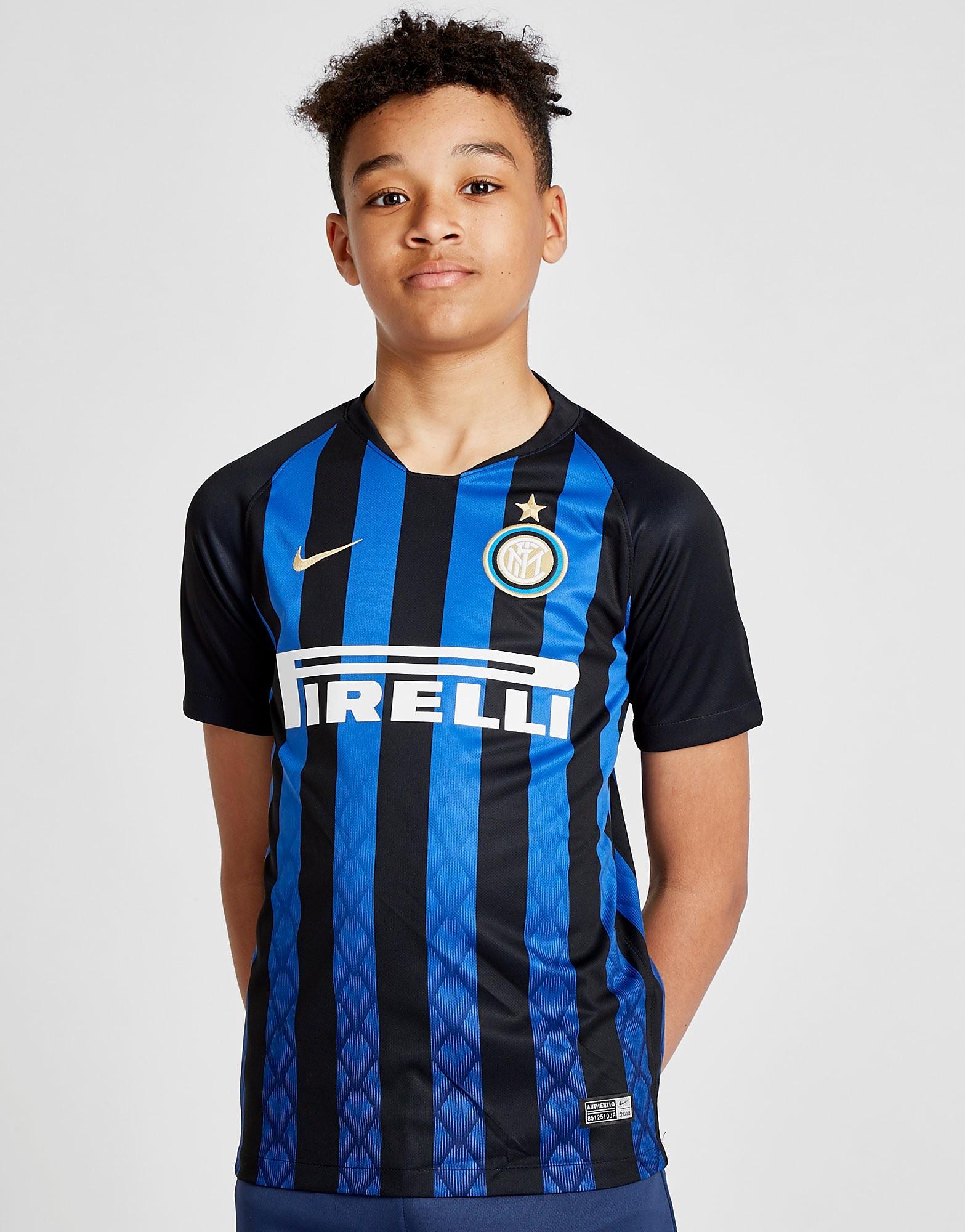 Nike Inter Milan 2018/19 Hemmatröja Junior
