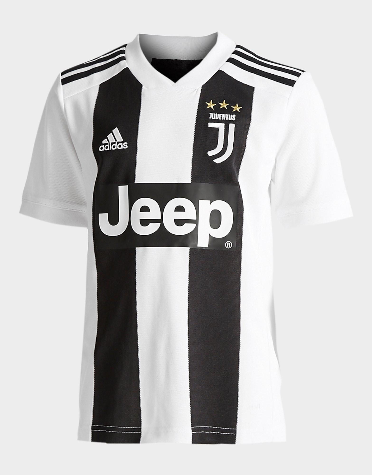 adidas Juventus 2018/19 Hemmatröja Junior FÖRBESTÄLLNING