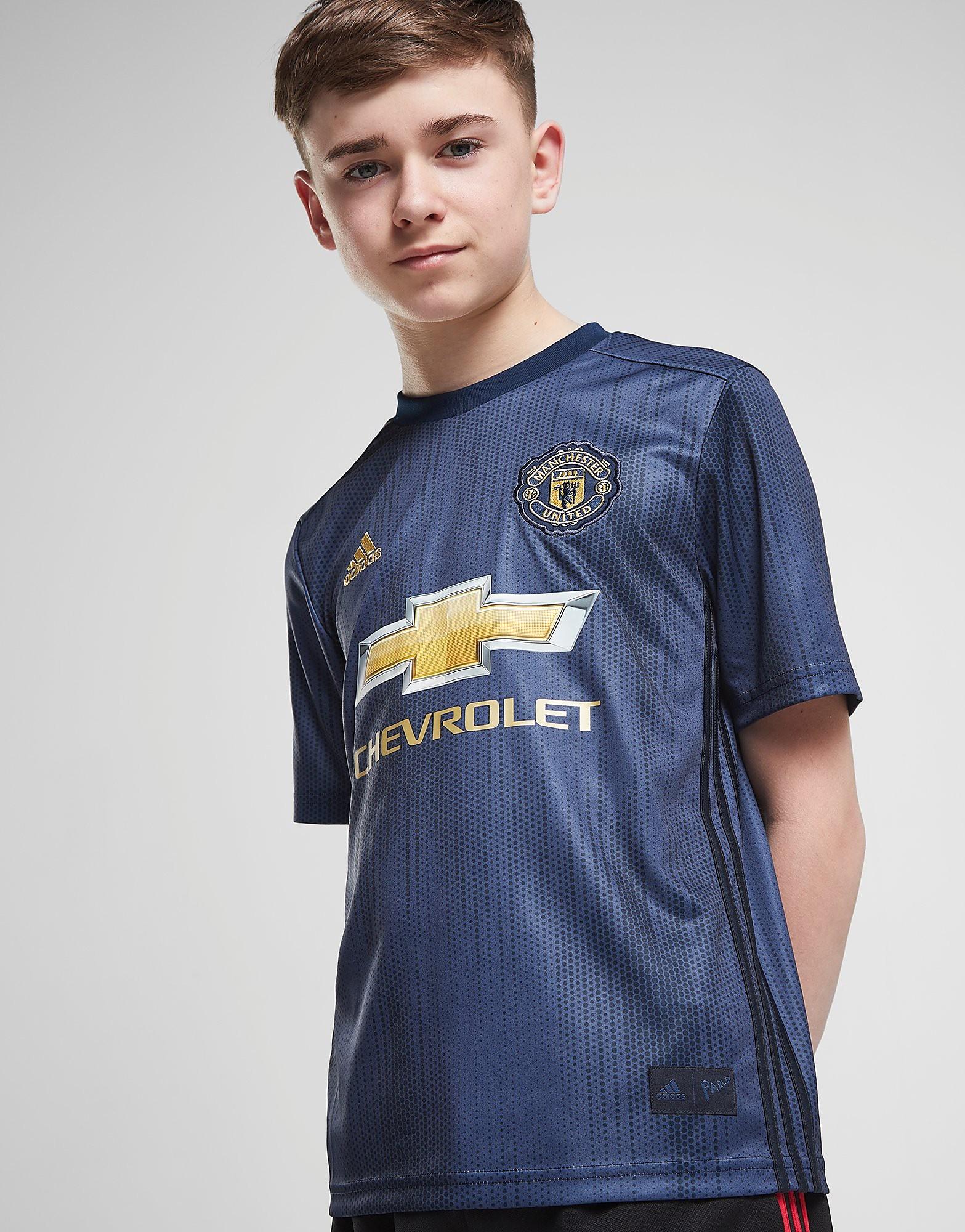 adidas Manchester United 2018/19 Tredjetröja Junior