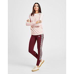 ... adidas Originals 3-Stripes California Långärmad T-Shirt fac44fa856bc6