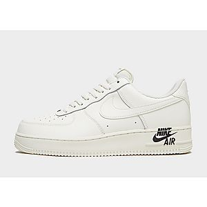 pick up f29ab 037b8 Nike Air Force 1 Logo Herr ...
