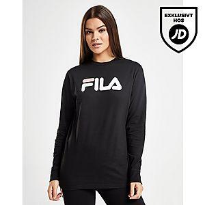 Fila Långärmad Boyfriend T-Shirt ... c09855407e8f8