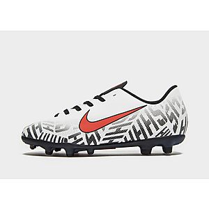new york 79eab 9ebaf Nike Silencio Mercurial Vapor Club Neymar Jr FG Junior ...