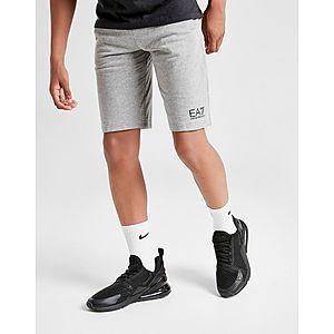 sale retailer 5d7fe efe69 Emporio Armani EA7 Core Fleece Shorts Junior ...