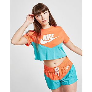 big sale c141f a4ae7 Nike Heritage Crop T-Shirt ...