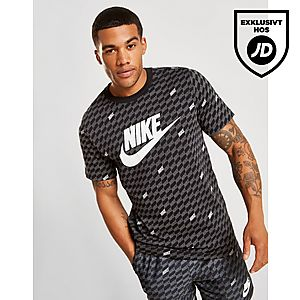 new concept a033c 7f77b Nike Hybrid All Over Print T-Shirt ...
