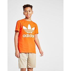 check out 36c00 a5c62 adidas Originals Trefoil T-Shirt Junior ...