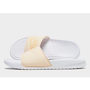 premium selection bc016 c6b49 Nike Benassi Just Do It Slides Dam ...