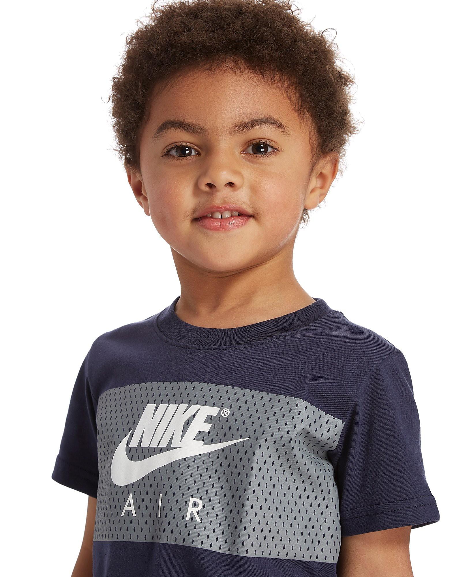 Nike Air Colourblock T-Shirt Children