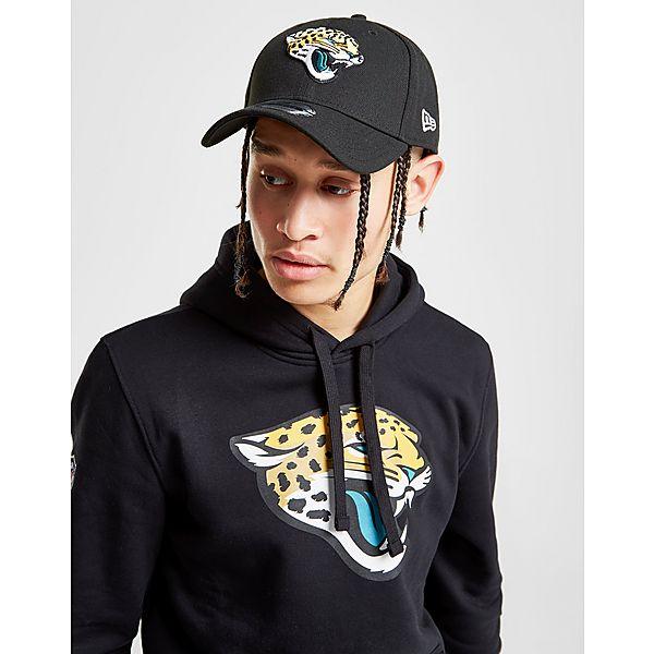 356b6a04b New Era 9FORTY NFL Jacksonville Jaguars Strapback Cap