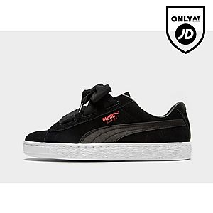 d3d6a4ed637d Puma Suede Heart Junior ...