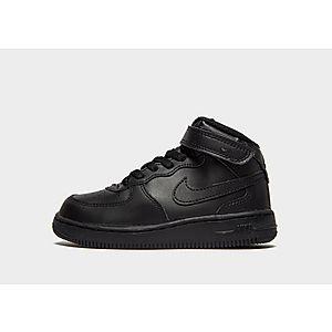 huge selection of 34ea1 da2e8 Nike Air Force 1 Mid Infant ...