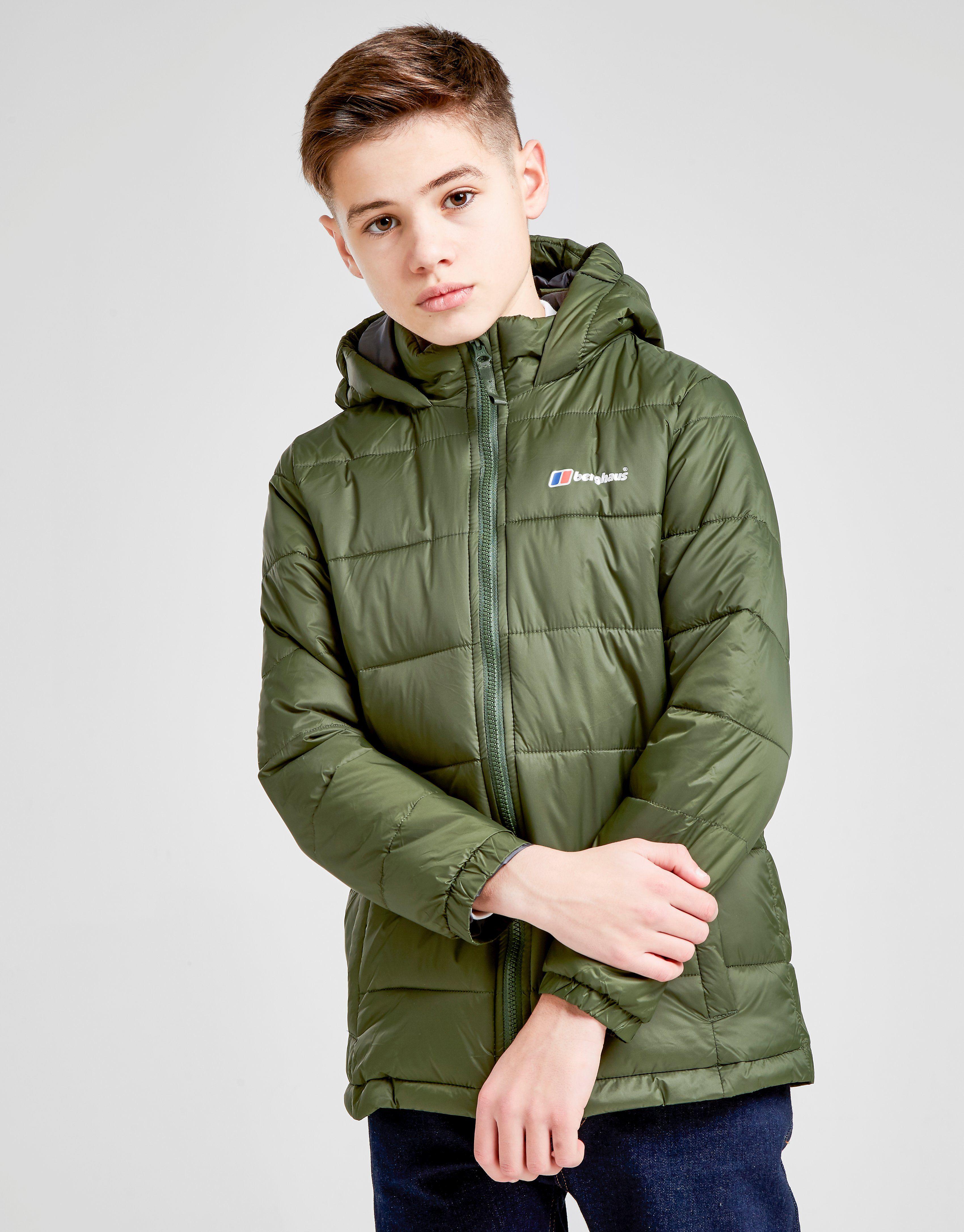 1c1f3e392 Berghaus Burham Insulated Jacket Junior