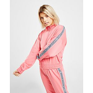 Juicy by Juicy Couture Tape Poly Full Zip Track Top ... 0cf84cae6