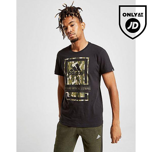 online store c6293 86883 adidas Box Camo T-Shirt