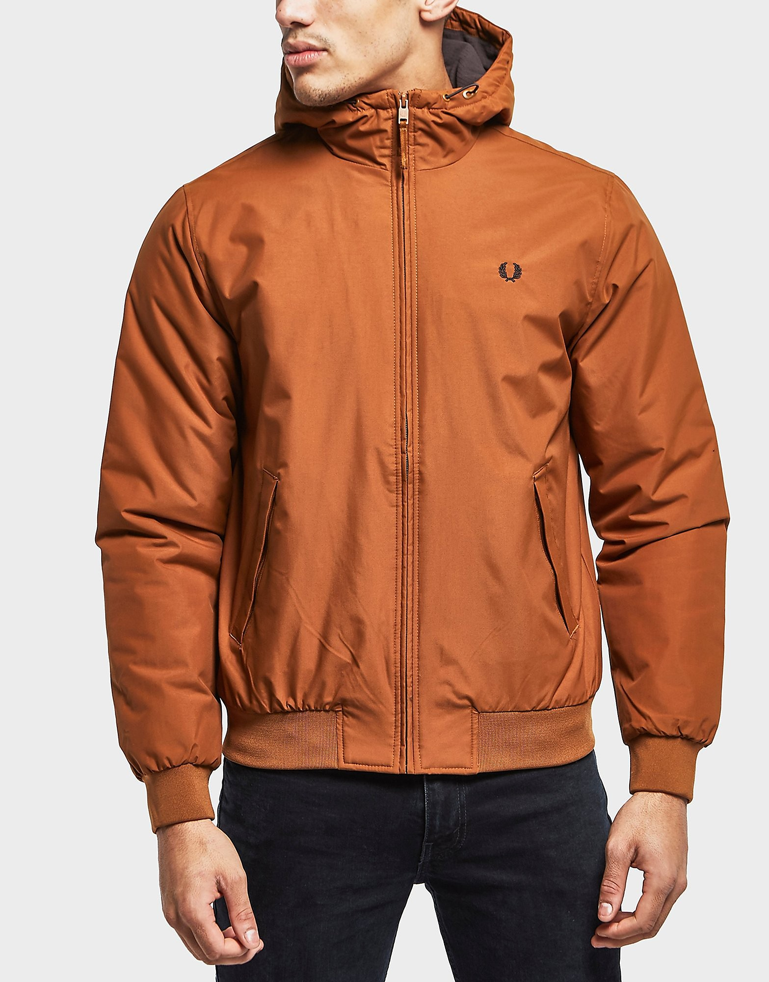 Fred Perry Quilted Padded Brentham Jacket