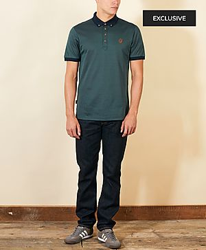 One True Saxon Selby Polo Shirt - Exclusive