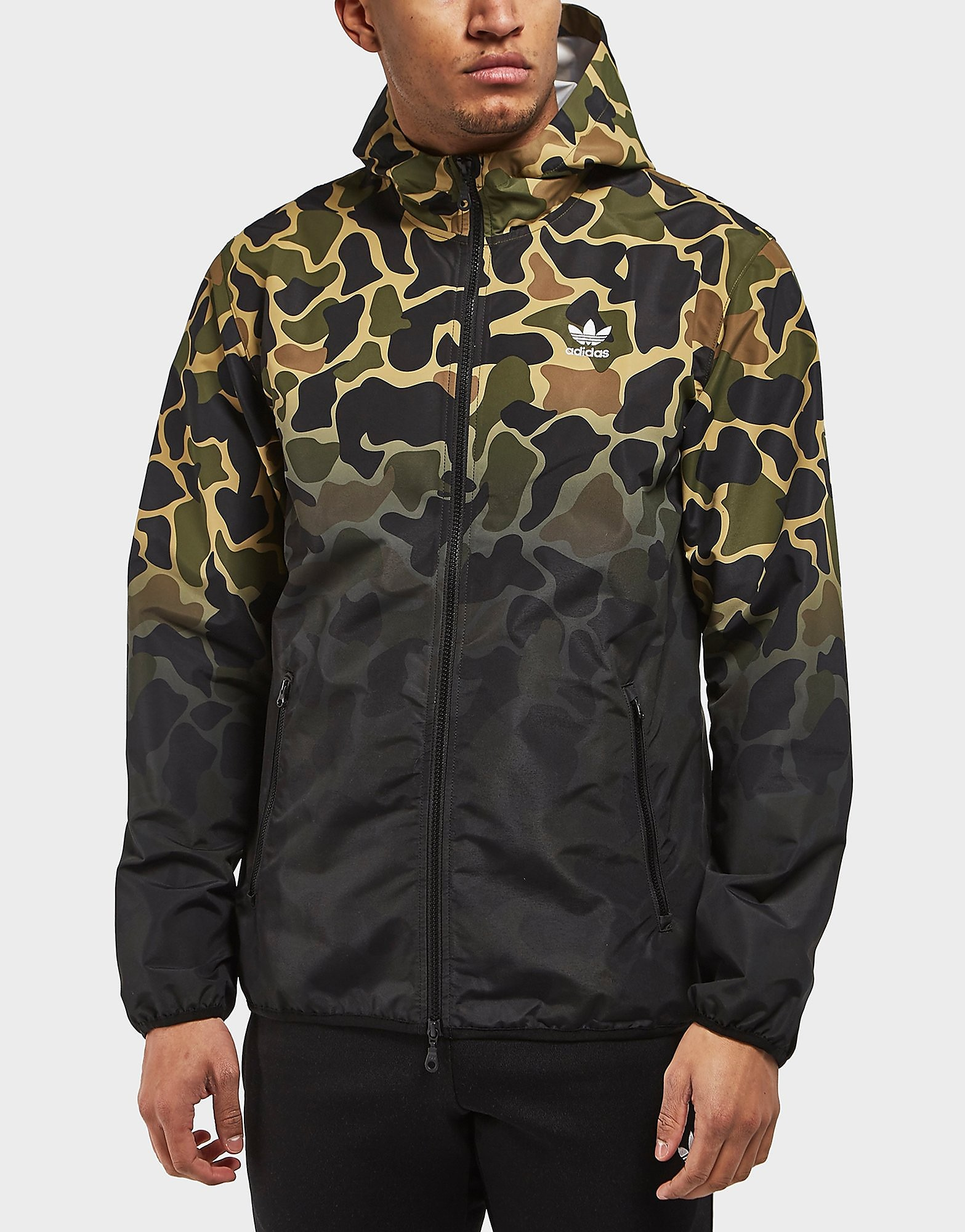 adidas Originals Camo Lightweight Windbreaker