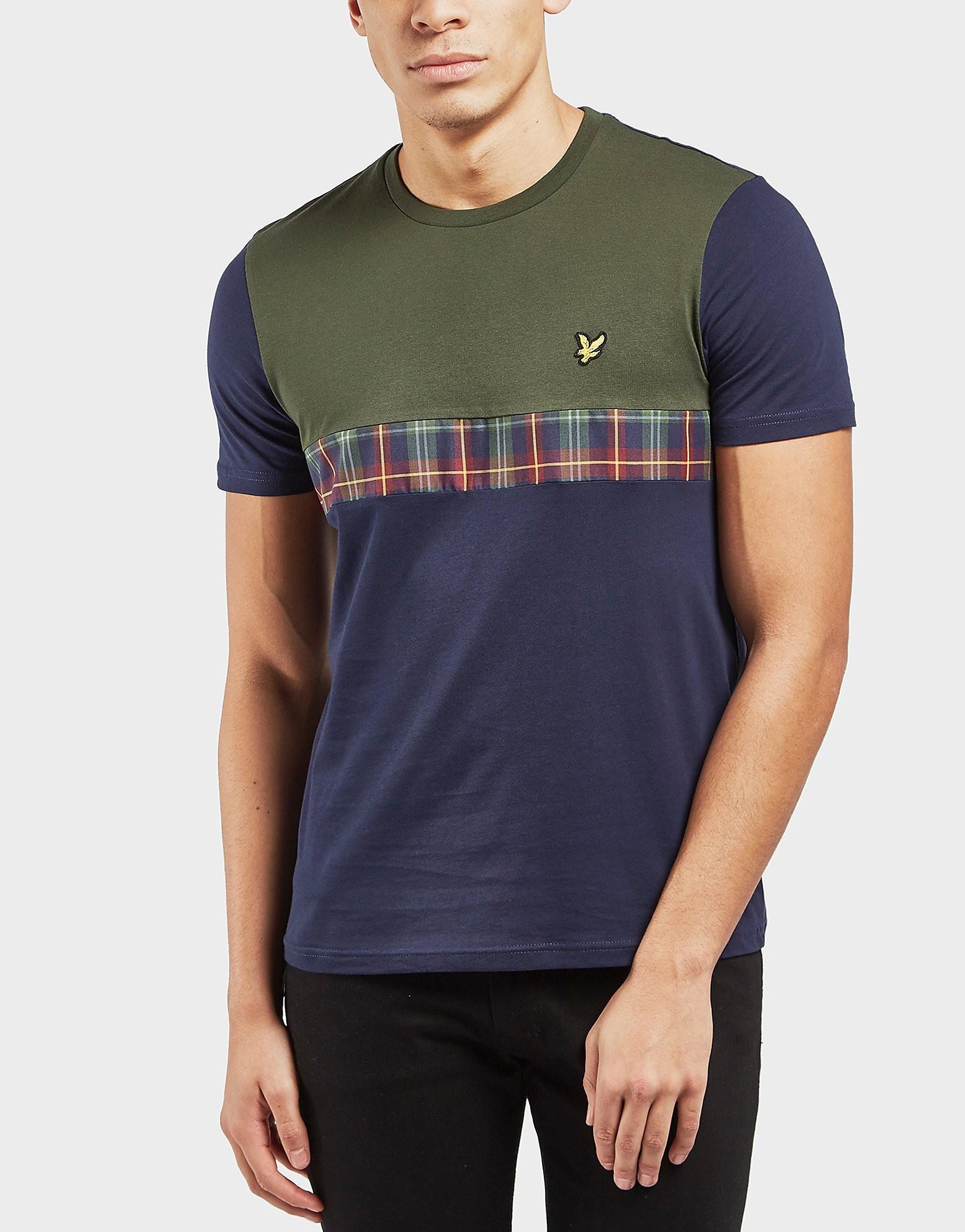 Lyle & Scott C&S Short Sleeve Crew T-Shirt - Exclusive