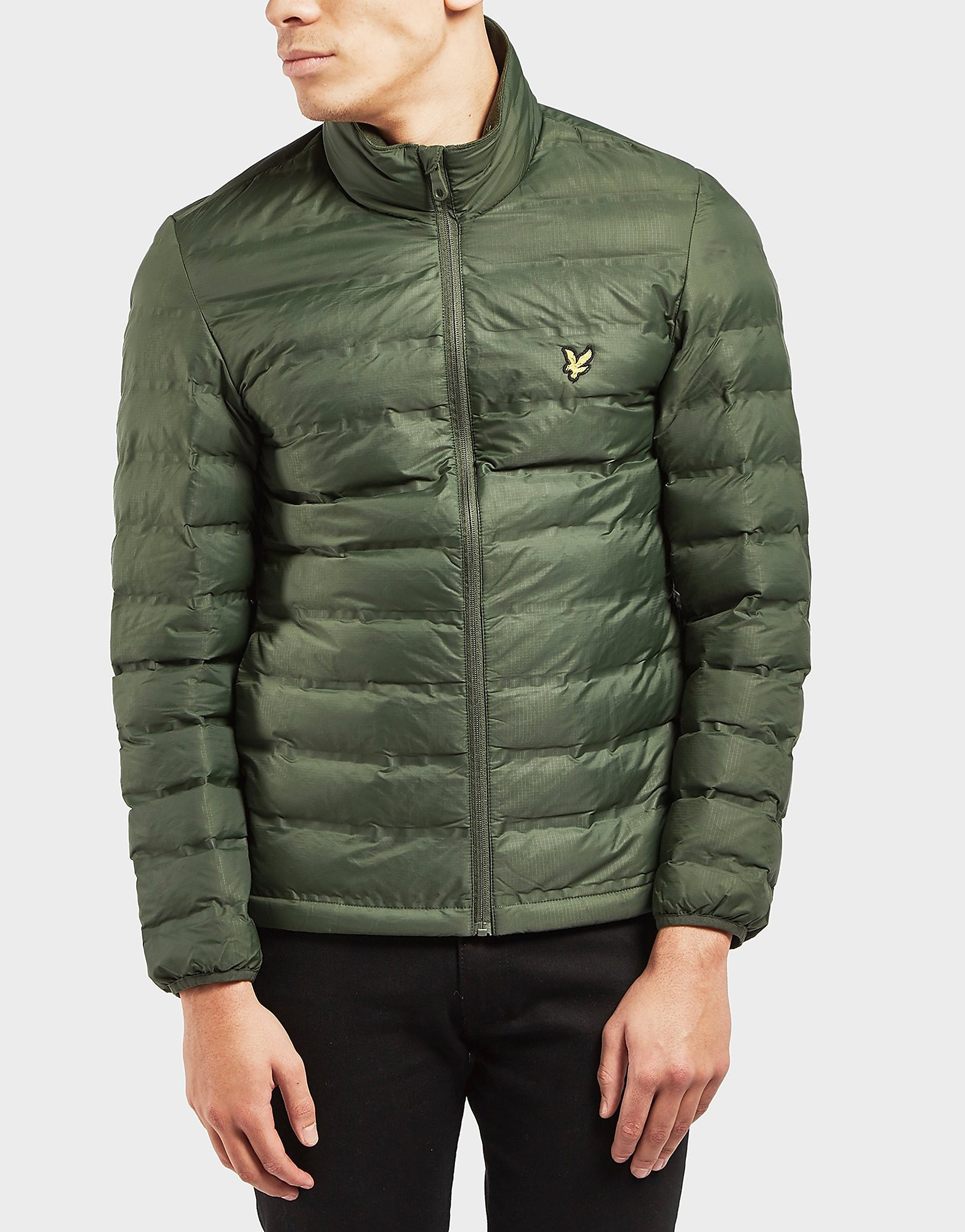 Lyle & Scott Wadded Padded Jacket