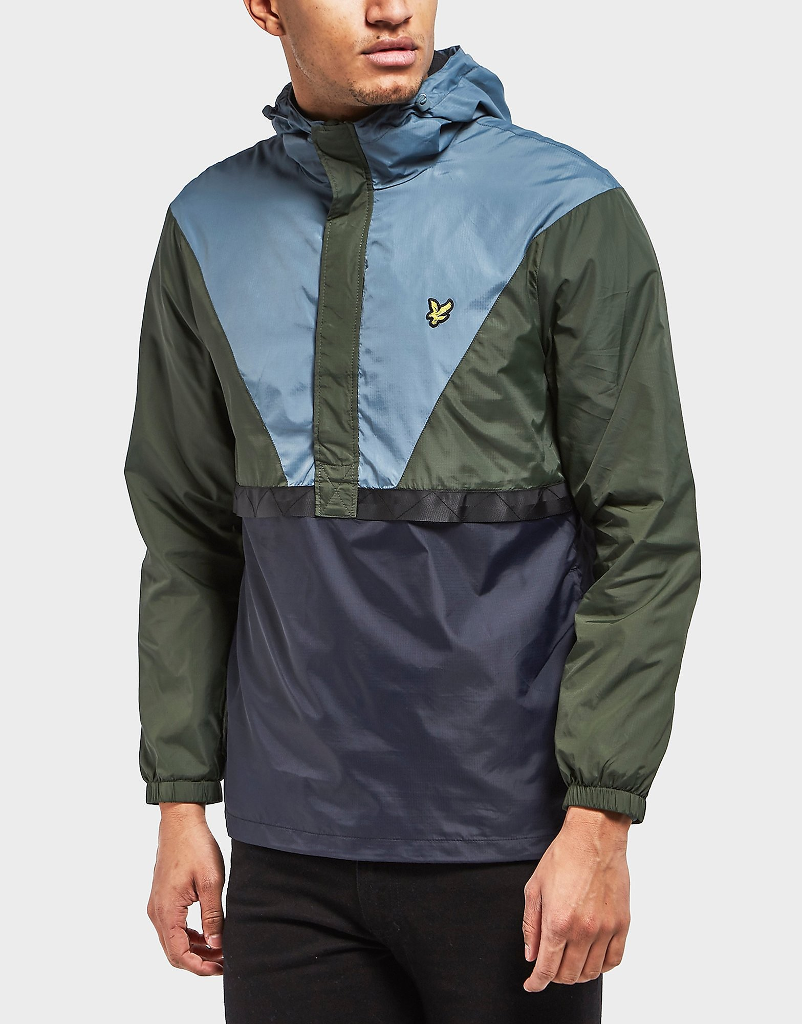 Lyle & Scott Lightweight Half-Zip Jacket