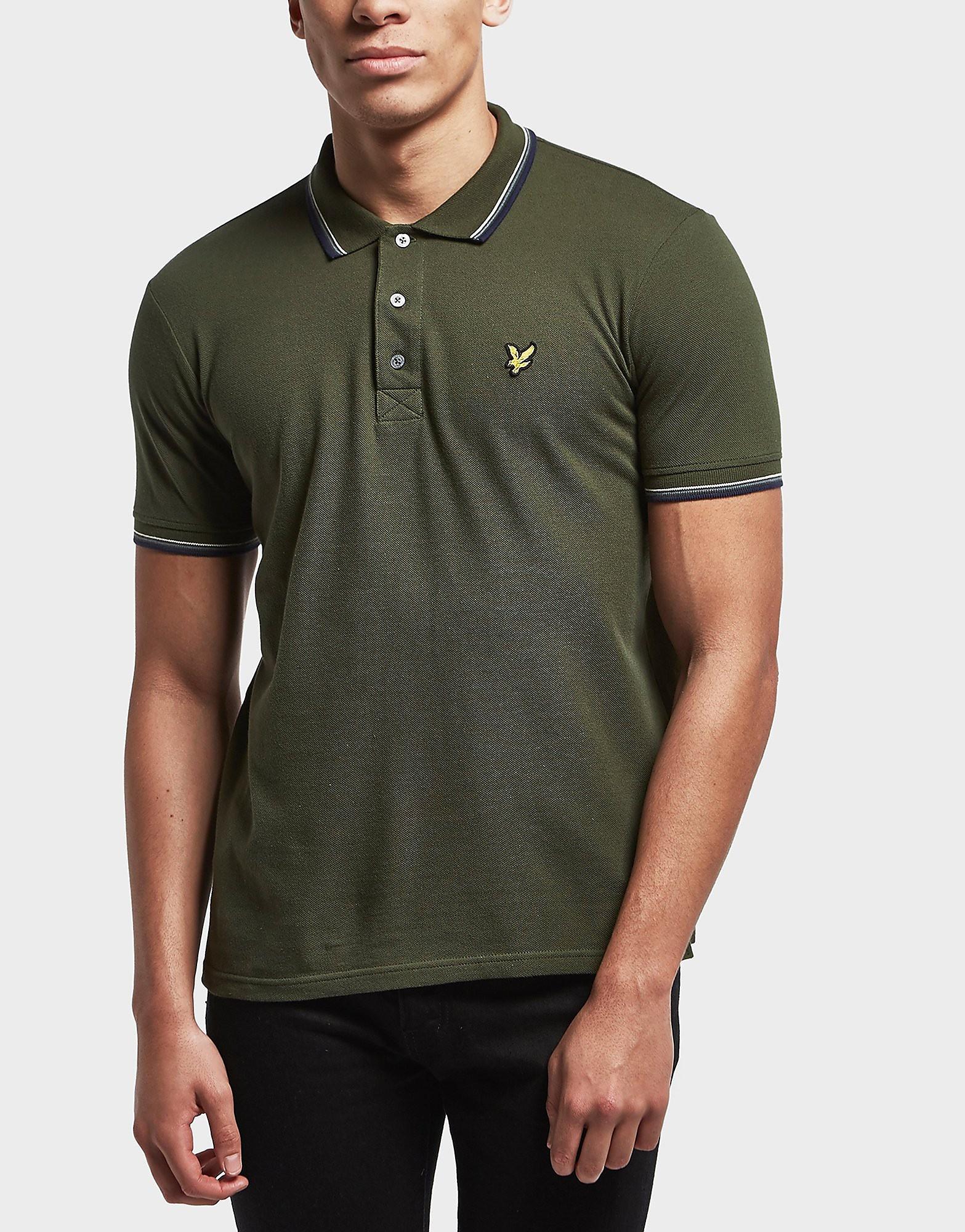 Lyle & Scott Tipped Short Sleeve Polo Shirt