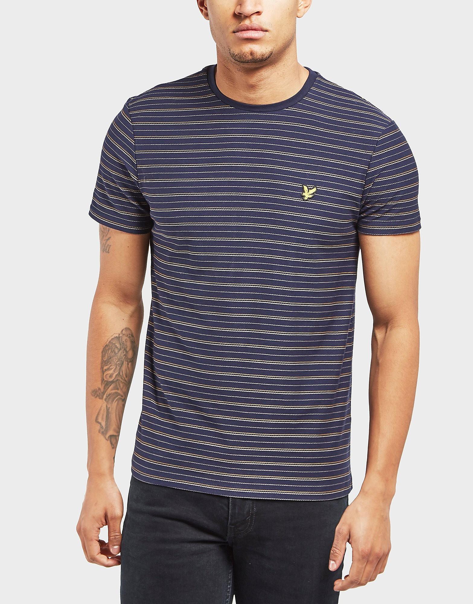 Lyle & Scott Bungee Stripe Short Sleeve T-Shirt