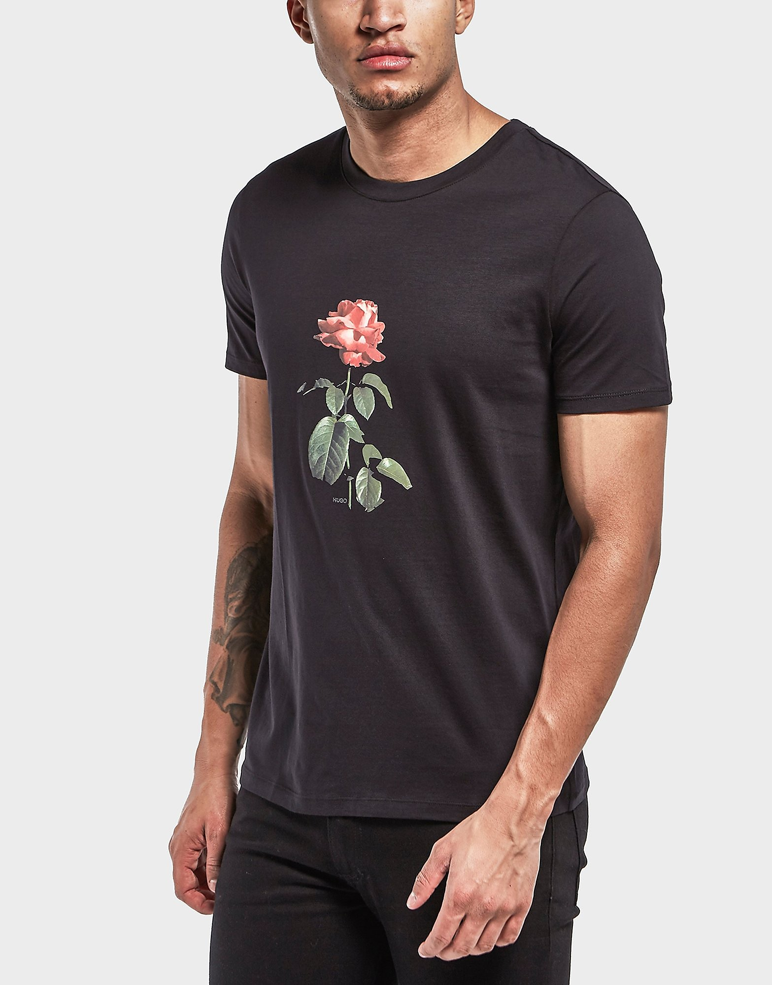 HUGO Rose Short Sleeve T-Shirt
