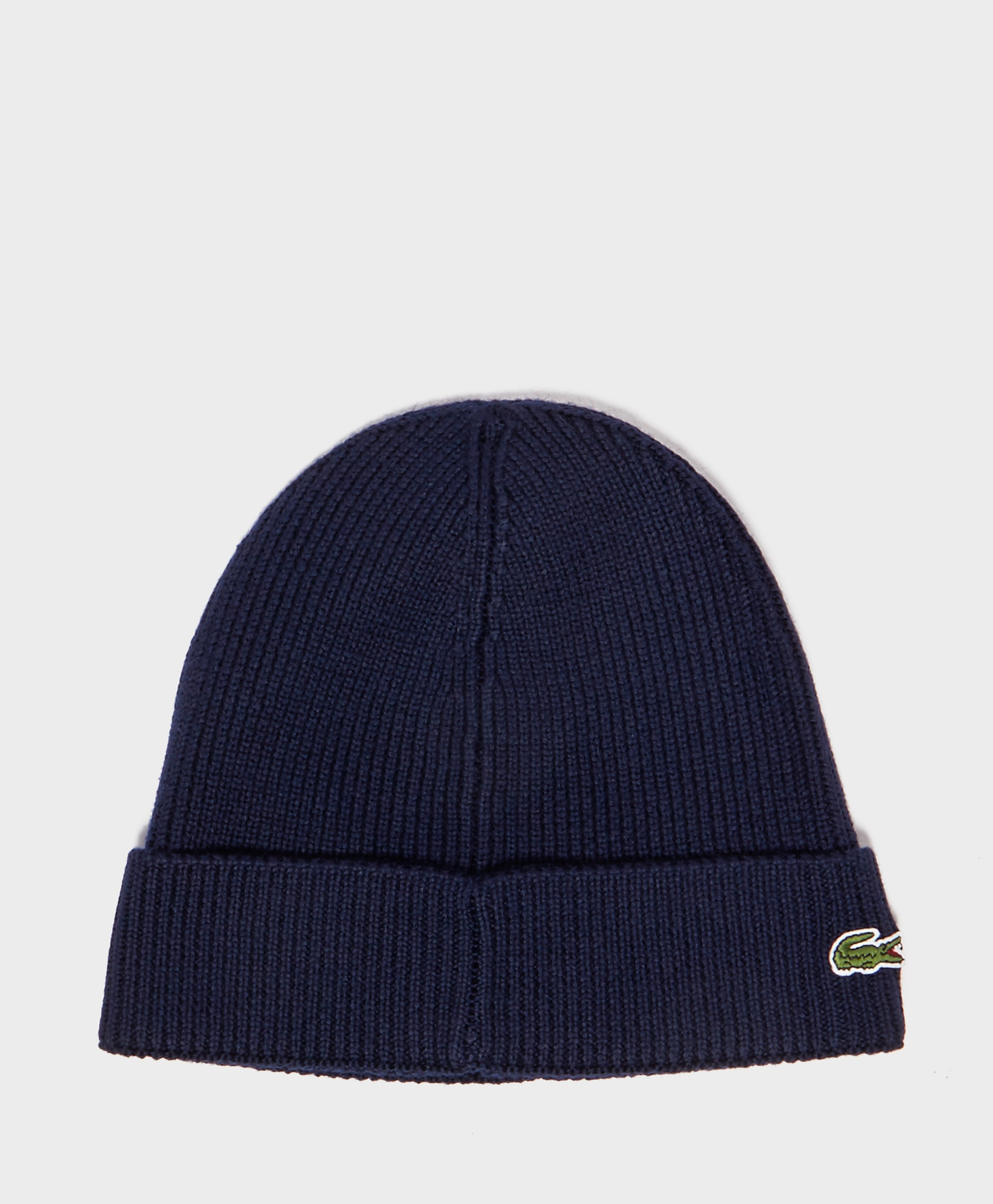Lacoste Knitted Logo Beanie