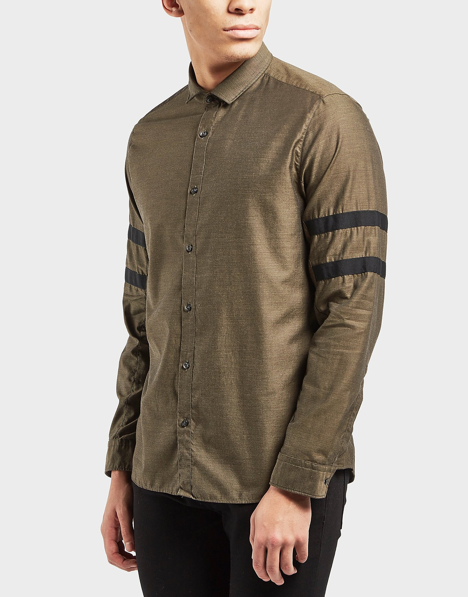 HUGO Edwart Long Sleeve Shirt