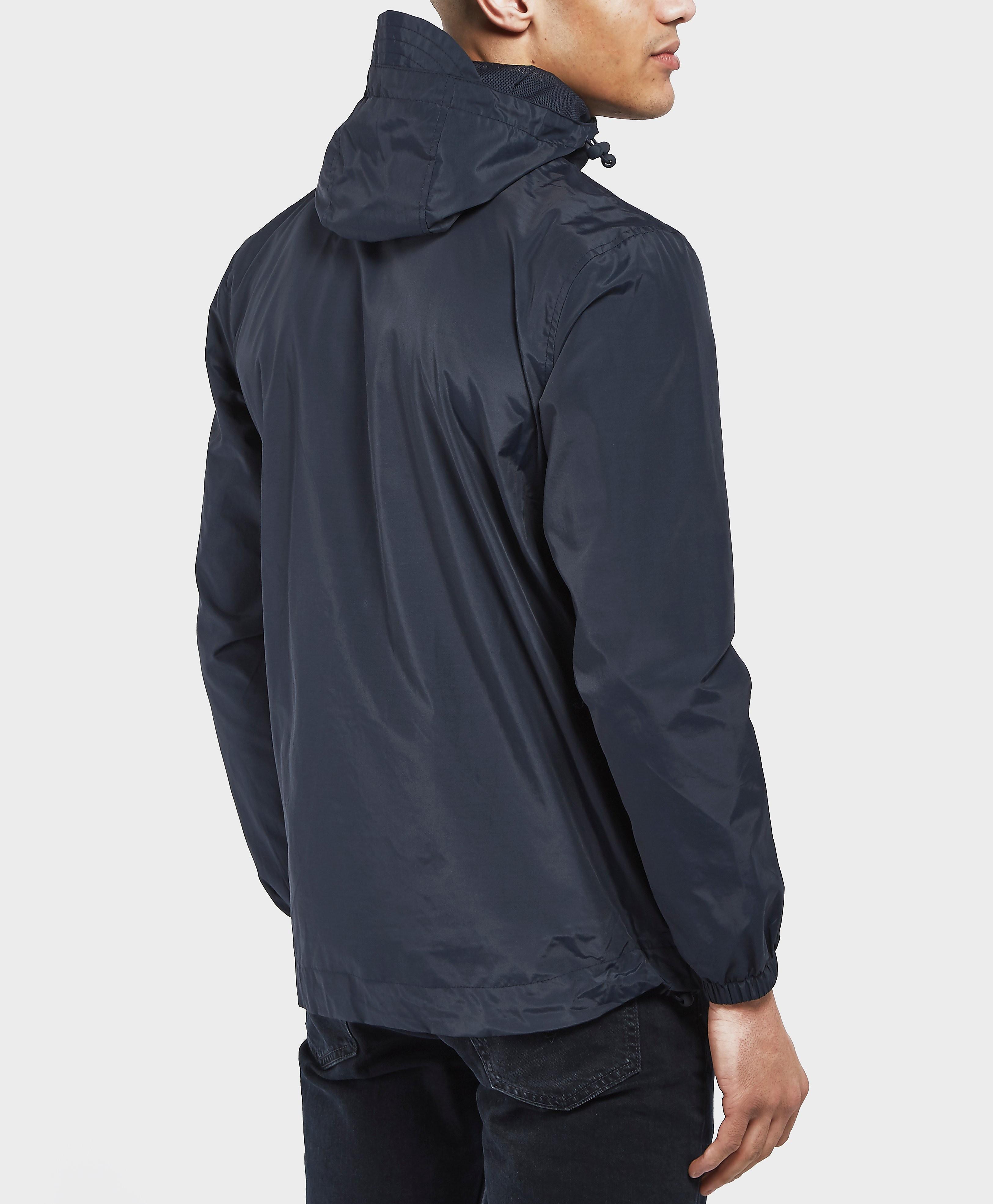 Lyle & Scott Zip Through Lightweight Hooded Jacket