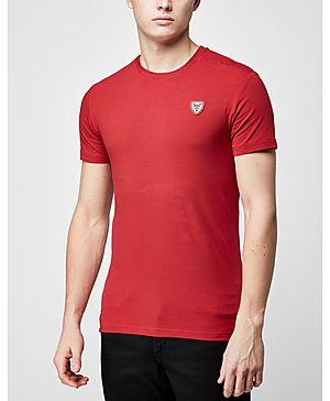 Antony Morato Silver Crew Neck T-Shirt