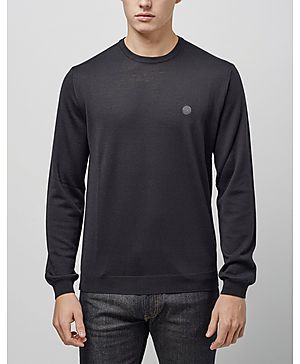Pretty Green Classic Crew Neck Knit